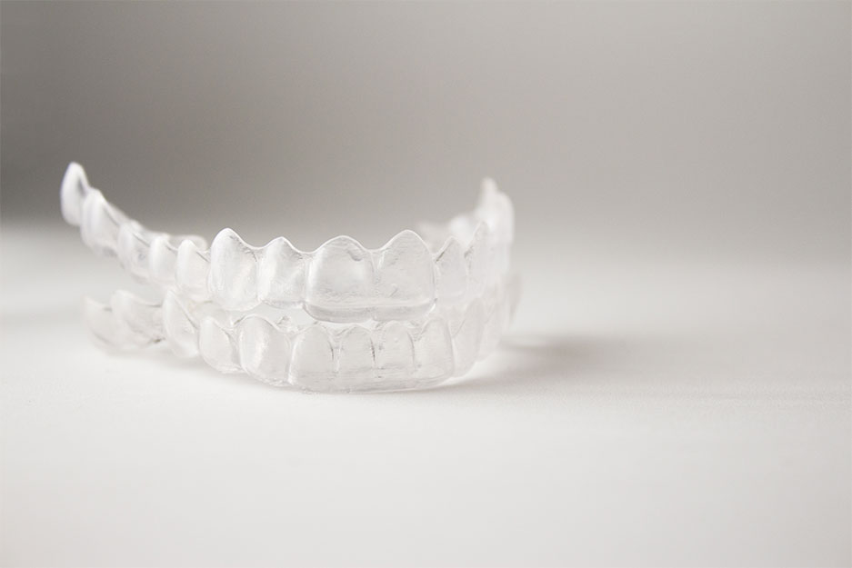 Invisalign trays in beverly hills